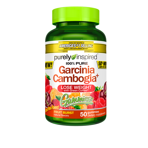 100 Garcinia Cambogia Gummies Weight Loss Supplements With Green