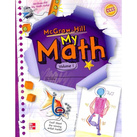 McGraw-Hill My Math, Grade 5, Student Edition Package (Volumes 1 and