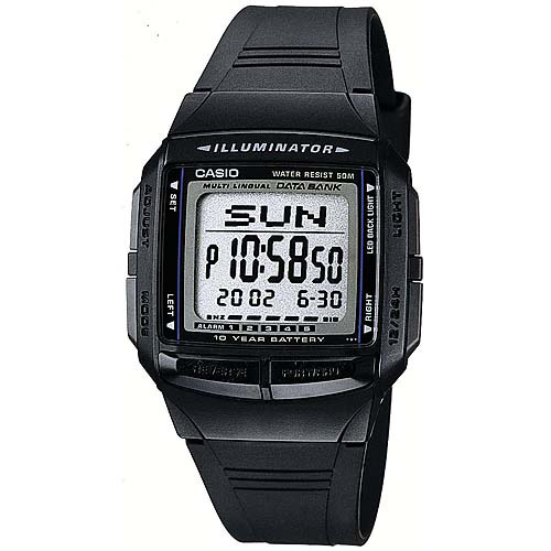 Casio 30 Databank Watch
