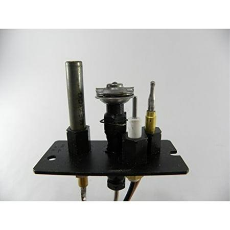 Gas Fireplace Parts - Sit Top Mount Fireplace Pilot Assembly Natural Gas