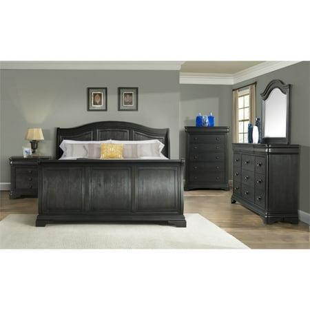 Picket house furnishings conley 5 piece queen sleigh - 5 piece queen sleigh bedroom set ...