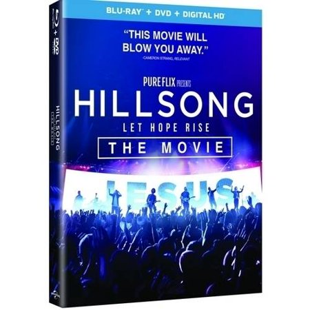 Hillsong  Let Hope Rise  Blu Ray   Dvd   Digital Hd   Widescreen