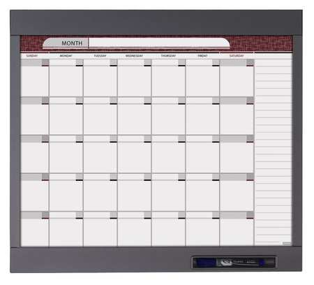 "QUARTET Dry Erase Board,Wall Mounted,20""x23"" 72983"