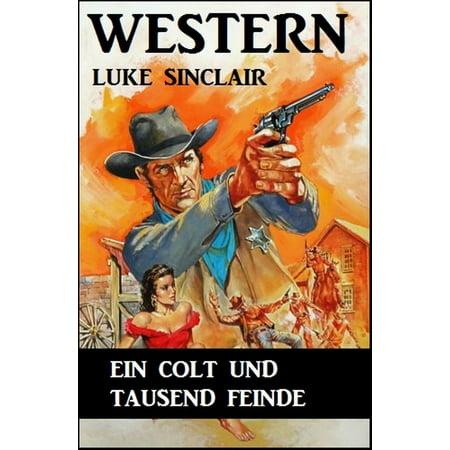 Ein Colt und tausend Feinde - eBook (Dr. Tausend)