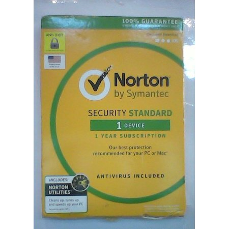 Refurbished Symantec 12608434 Norton Internet Security 2008 Up To 3 Users