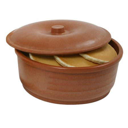 Norpro Pancake Tortilla Waffle Bread Keeper Food Server Warmer Dishwasher safe