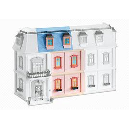 Playmobil Add On #6452 Deluxe Dollhouse Horizontal  Extension! New Factory Sealed!