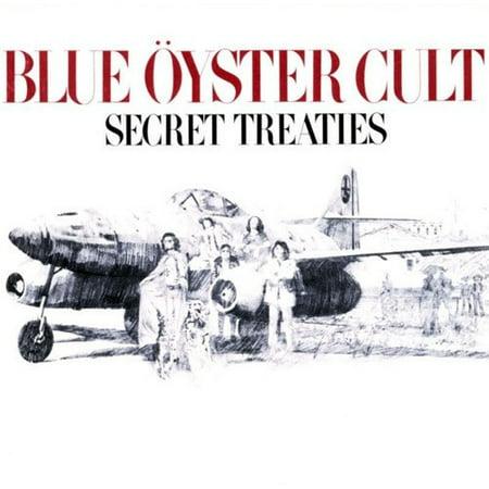 Blue Oyster Cult: Secret Treaties (Vinyl)
