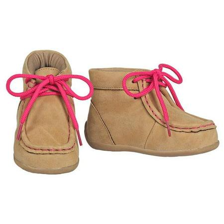 Double Barrel 4412908-06 Reagan Toddler Casusal Shoes, Tan - Size 6