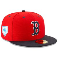 newest a4436 53bcf Product Image Boston Red Sox New Era 2019 Spring Training 59FIFTY Fitted Hat  - Red Navy