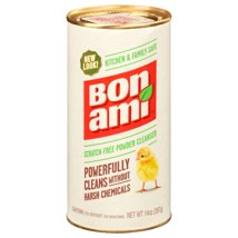 Multi-Surface Cleaner: Bon Ami