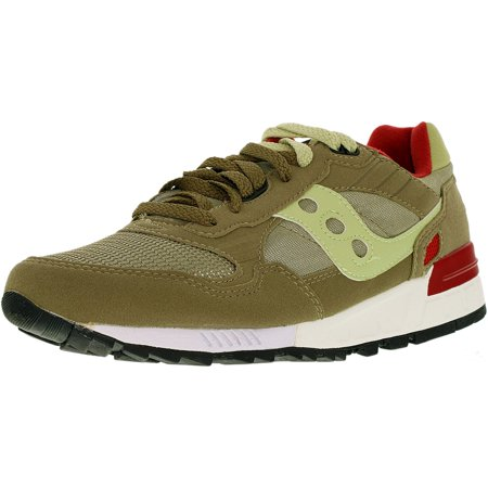Saucony Men's Shadow 5000 Olive Ankle-High Fashion Sneaker -