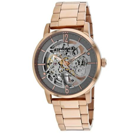 Kenneth Cole Men's Skeleton KC50054003 Watch ()