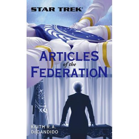 Star Trek: The Next Generation: Articles of The Federation - eBook