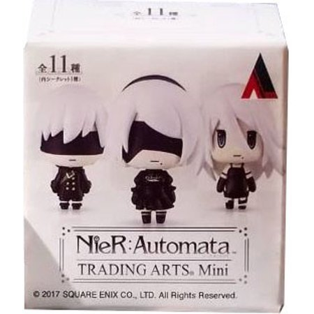 NieR: Automata Trading Arts Vol.2 Mini Figure Mystery Pack