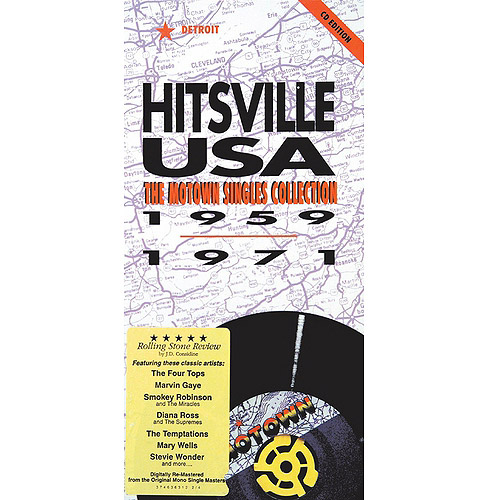 Hitsville Usa 1 / Various
