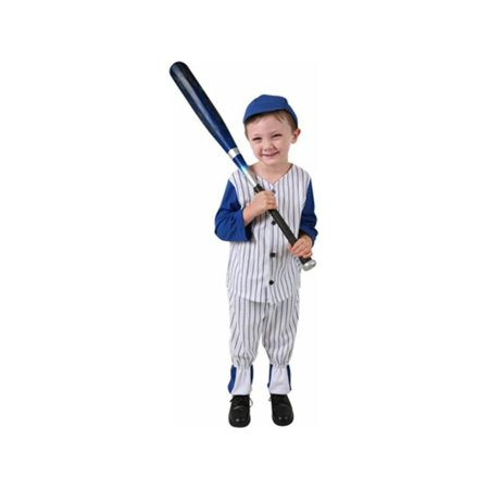 Child Baseball Player Costume