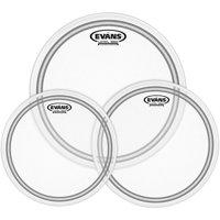 Evans EC2 SST Coated Drumhead Pack Fusion - 10/12/14
