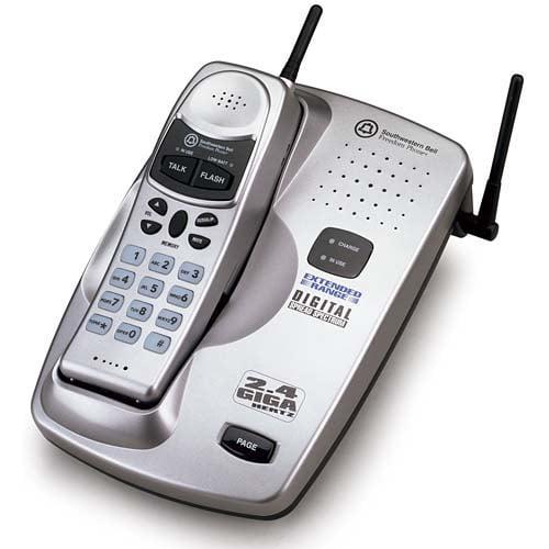 Southwestern Bell GH2405MS 2.4 GHz Cordless Phone