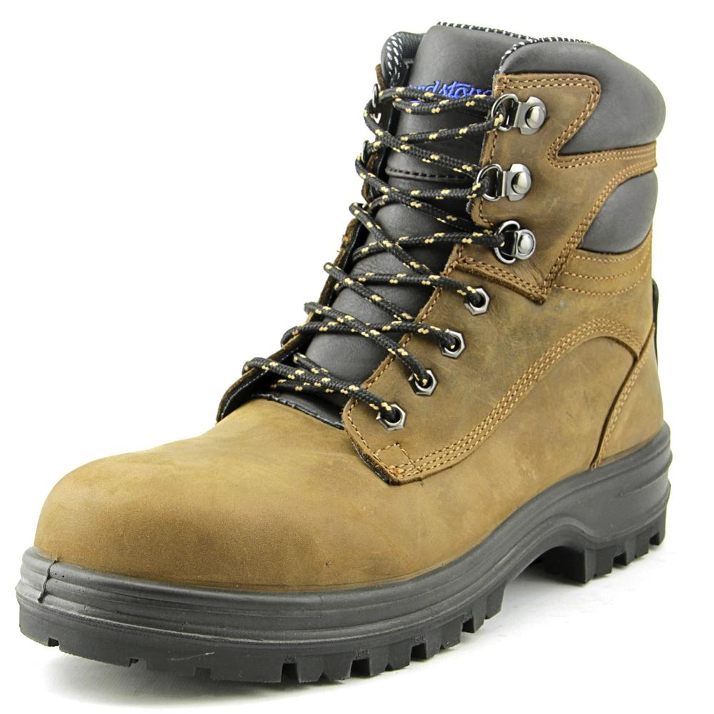 Style 143 - Work & Safety Boots, Brown, Size 14 US