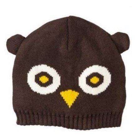 Mossimo - Mossimo Womens Brown Owl Beanie Winter Stocking Cap Bird Hat -  Walmart.com d551075b93