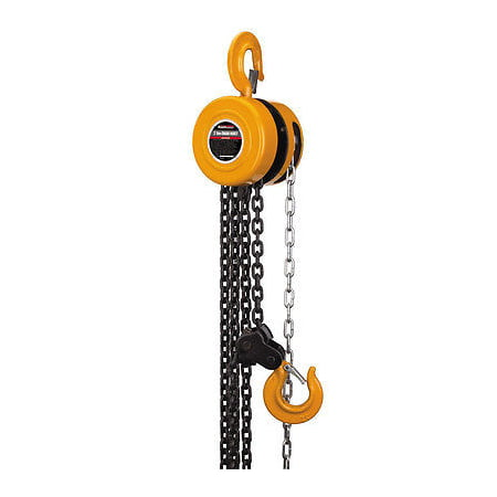 1 Ton Manual Engine Hoist Block and Tackle Lift Block And Tackle Hoist