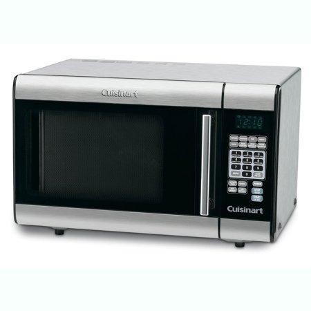 Cuisinart 1 Cu. Ft. Stainless Steel Kitchen Microwave (Certified (Cuisinart 1-0 Cu Ft Stainless Steel Microwave)