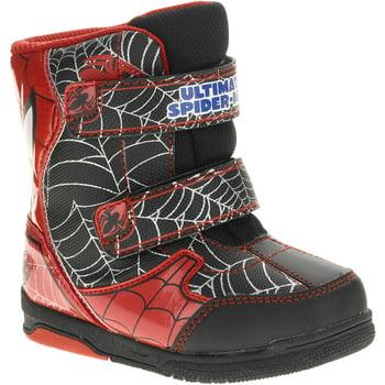 Spiderman Toddler Boy's Winter Boot