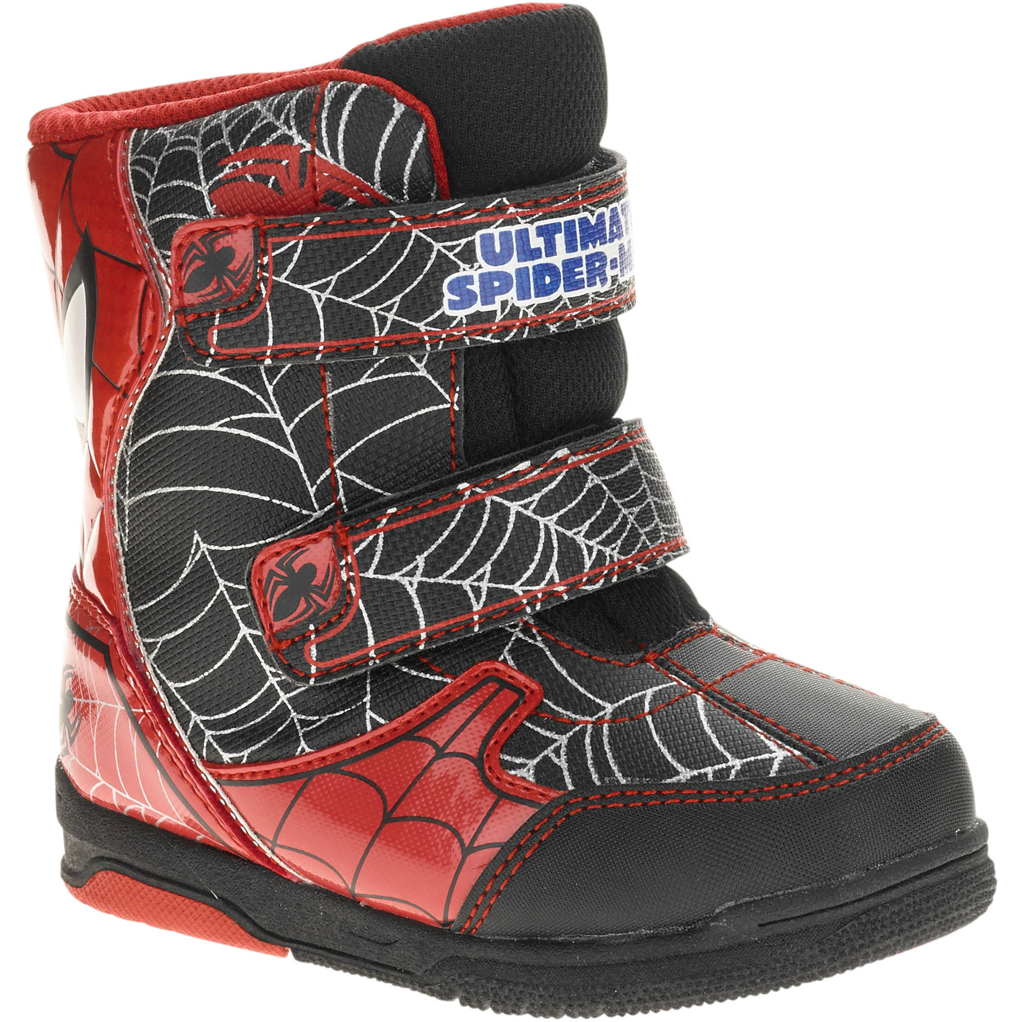 Spiderman Toddler Boy's Winter Boot