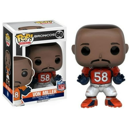 Funko Pop  Sports  Nfl  Von Miller