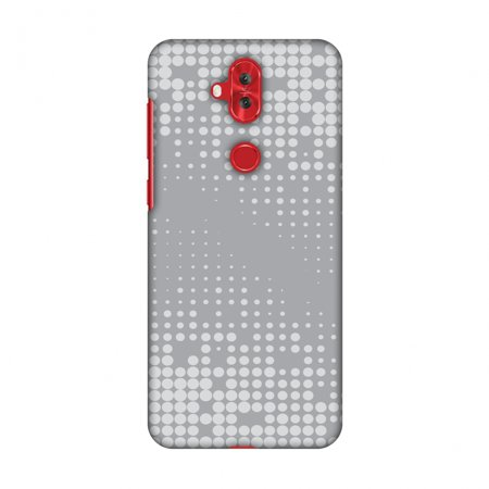 Carbon Star Snap - Asus Zenfone 5 Lite ZC600KL Case - Carbon Fibre Redux Stone Gray 11, Hard Plastic Back Cover, Slim Profile Cute Printed Designer Snap on Case with Screen Cleaning Kit