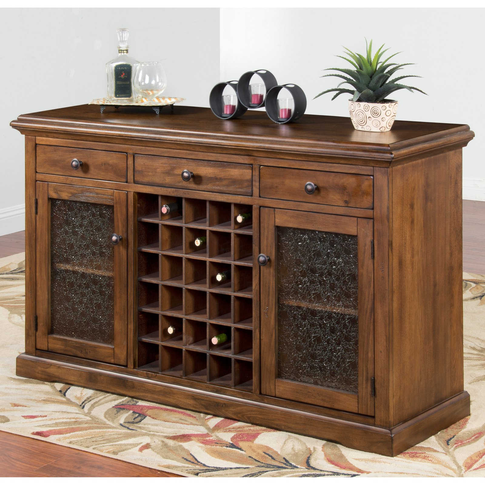 Sunny Designs Savannah Buffet Server