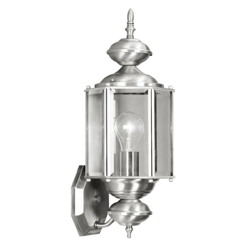 Livex Outdoor Basics 2006 Outdoor Wall Lantern - 7W in.