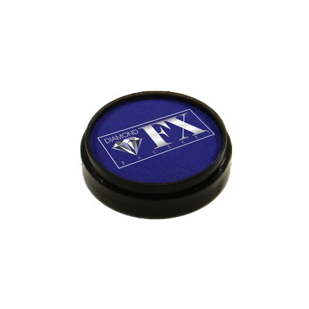 Diamond FX Neon Face Paint Refill - Blue (10 - Neon White