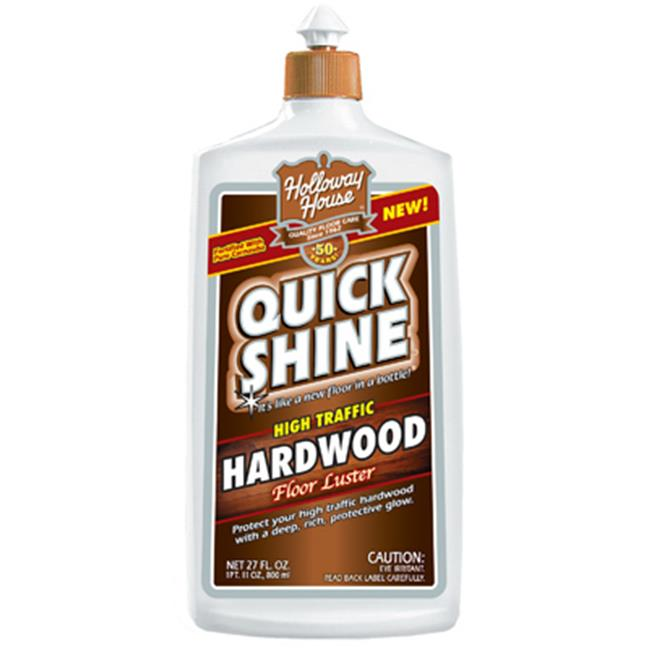 Holloway House 77773 High Traffic Hardwood Floor Luster - 27 oz.