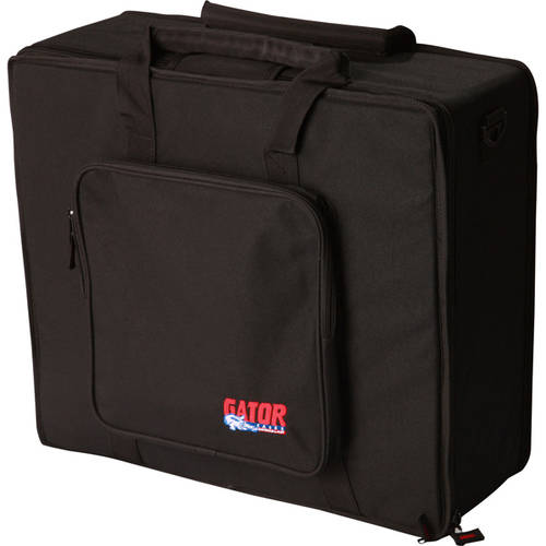 "Gator Lightweight Mixer Case, 22"" x 18"" x 7"""
