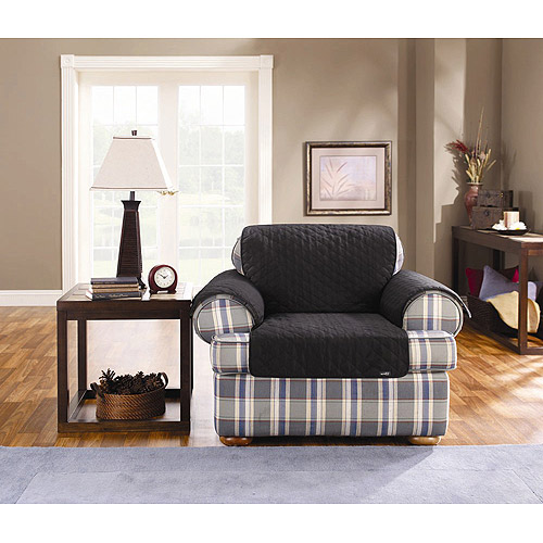 Sure Fit Cotton Duck Pet Throw - Chair