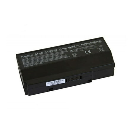 Battery for Asus A42-G73 (Single Pack) Laptop