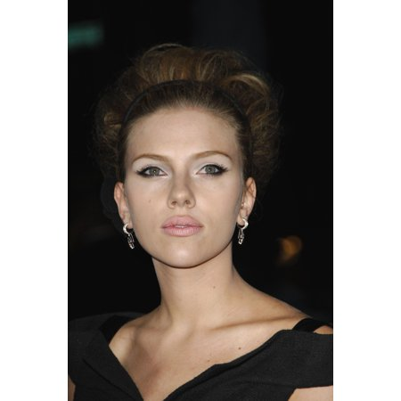 Scarlett Johansson At Arrivals For The Black Dahlia Premiere Academy Of Motion Picture Arts And Sciences Beverly Hills Ca September 06 2006 Photo By Michael GermanaEverett Collection Celebrity Black Dahlia Murder Metal Blade