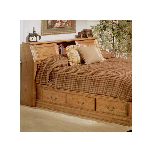 Bebe Furniture Country Heirloom Wood Headboard