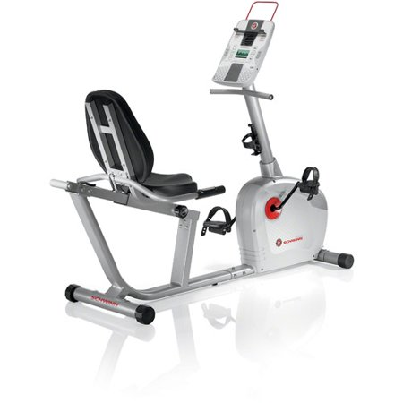 Schwinn Fitness 220 Recumbent Litho New Console