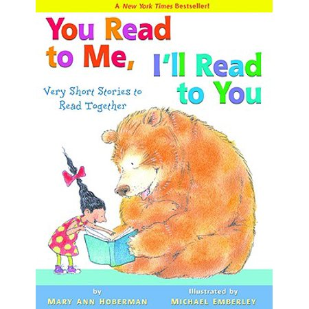 You Read to Me, I'll Read to You: Very Short Stories to Read Together (Paperback) (Halloween Story Read Along)