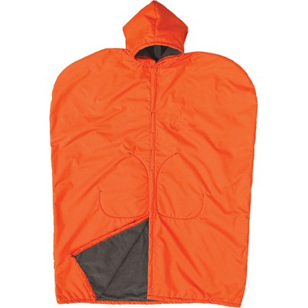 9b6a3cd02 Fisher Athletic - Fisher Adult Fleece Lined Sideline Cape - Walmart.com