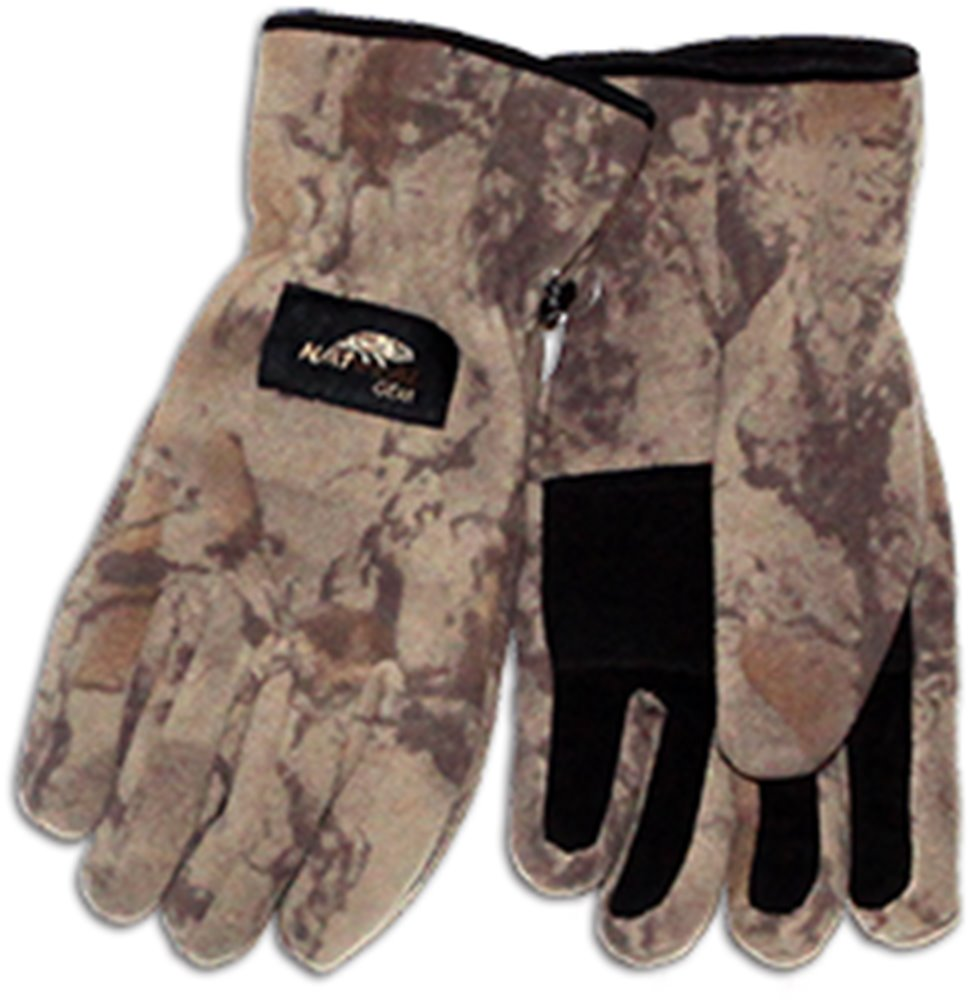 Natural Gear Natgear Fleece Gloves Xl/ Xxl