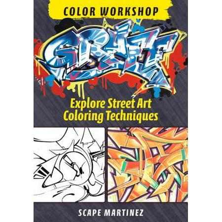 Coloring Workshop - Graff Color Workshop - eBook