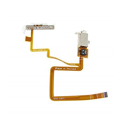 Replacement Headphone Audio Jack/Hold for Apple iPod Video 5th Gen 5.5G -