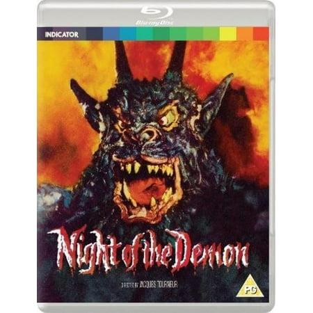 Night of the Demon (Curse of the Demon) (Blu-ray) - Krampus The Christmas Demon