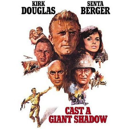 Cast A Giant Shadow (DVD)