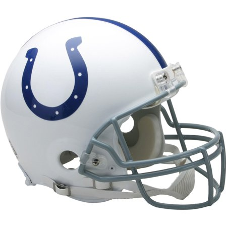 Riddell Indianapolis Colts VSR4 Full-Size Authentic Football Helmet