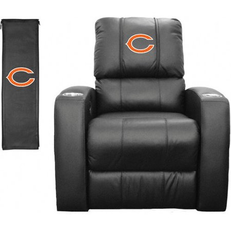 Phenomenal Chicago Bears Xzipit Home Theater Recliner Walmart Com Ocoug Best Dining Table And Chair Ideas Images Ocougorg
